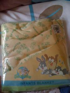 Infants blanket